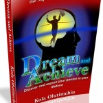 Dream and Achieve book cover